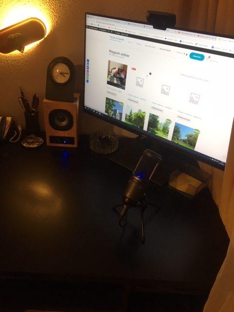 Ora de vis - program audio